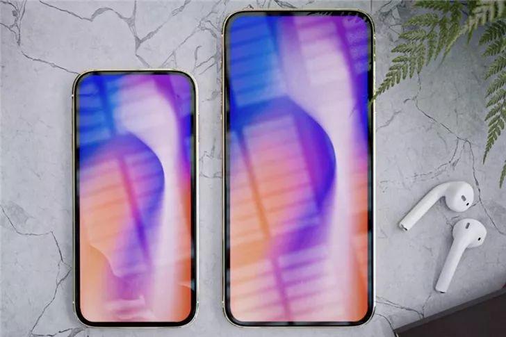 iPhone 12 吹爆了:取消刘海变屏